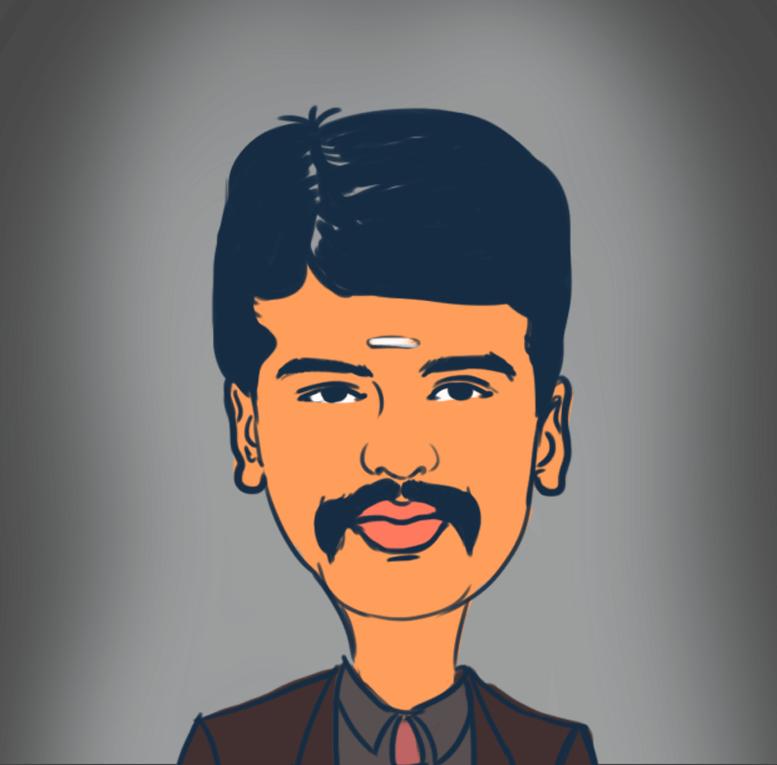 Pushparaj, CA Chief Financial Officer