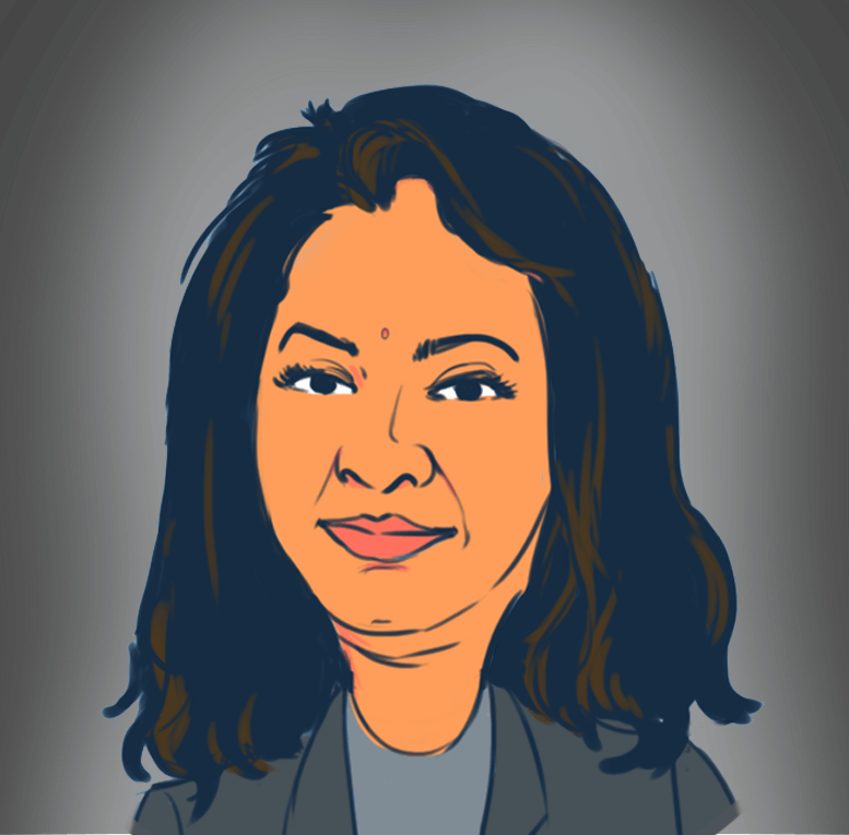 Radhika Govind PhD RD MBA Chief Executive Officer